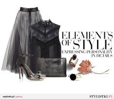 Black and Silver - Stylistki.pl