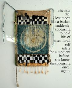 Art journal inspiration: Jude Hill: Lost and Found Moon