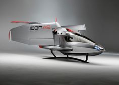 If Its Hip, Its Here: Its a Plane! Its A Boat! Its The Freakin Rad New Icon Amphibious Aircraft: The A5
