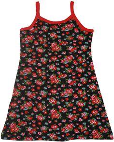 de droomfabriek: Gratis naaipatroon jurkje met spaghettibandjes