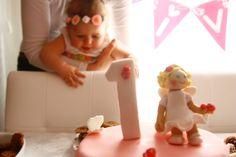 1 year birthday, cake, girl, ladybird, butterfly,pink,baby                              Nefisssss Butik Pasta & Kurabiye & Cupcake.      http:/www.facebook/Nefisssss