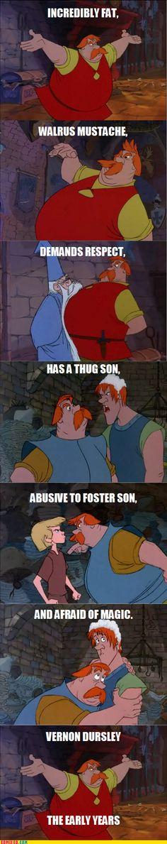 Potter LOLs