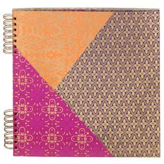 Indian Handmade Paper Large Multi Sbook