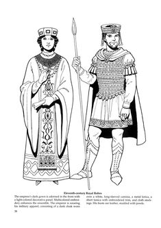 Byzantine Fashions 34