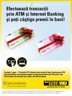 Banca Transilvania & #WesternUnion