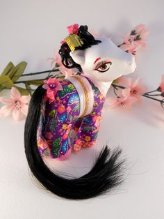 Akiko for Tsunami Relief custom MLP by thatg33kgirl
