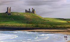 Dunstanburgh Castle, Northumberland