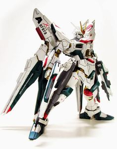 MG 1/100 Strike Freedom Aurora - Custom Build - Gundam Kits Collection News and Reviews