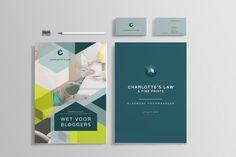 Charlotte's Law & Fine Prints - Branding for a Lawyer by Ocher