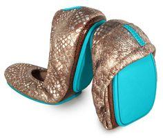 Copper! Tieks by Gavrieli- The Ballet Flat Reinvented