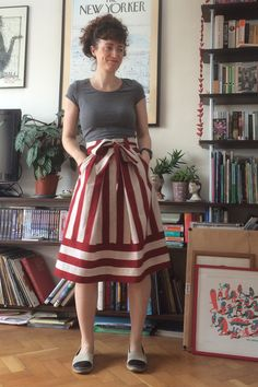A frame skirt by blueprints for sewing snitches get stitches a self drafted skirt snitches get stitches malvernweather Choice Image