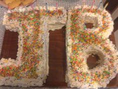 my Justin Bieber Birthday Cake!!!
