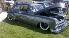 1951 chevy deluxe sport coupe - Google Search Maintenance of old vehicles: the material for new cogs/casters/gears/pads could be cast polyamide which I (Cast polyamide) can produce