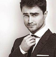 SR. Radcliffe, usted tiene un no se que, que que se yo :D