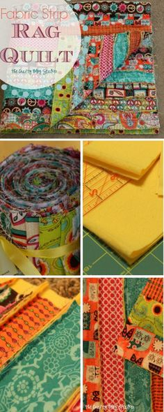 Strips book squares quilting or