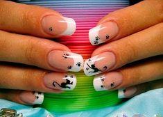 рисунок на ногтях кошки - Поиск в Google
