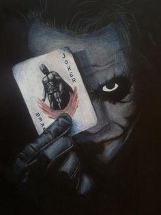 """ I believe whatever doesn't kill you, simply makes you…stranger."" The Joker"
