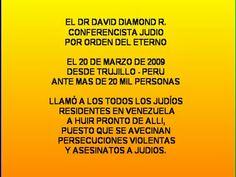 JUDIOS DEBIERAN HUIR DE VENEZUELA PELIGRO