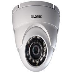 1080p HD IP Eyeball Dome Camera for LNR100 & LNR400 Series NVRs