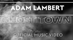 """This is an awesome video, love the haunting imagery & the choreography! Superb! Adam Lambert - """"Ghost Town"""" [Official Music Video]"""