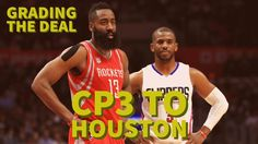 Grading The Deal: CP3 To Houston