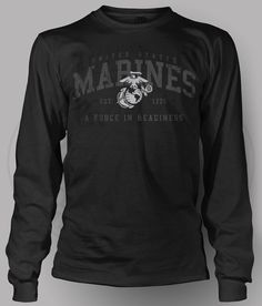 Marine Corps Shirts, Us Marine Corps, Usmc Clothing, Island Shirts, Marines Girlfriend, Marine Mom, Usmc Quotes, Quotes Quotes, Bellisima