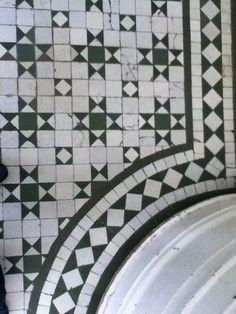 Butcher shop tile