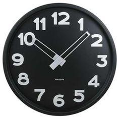 Oversized Karlsson clock (60 cm)