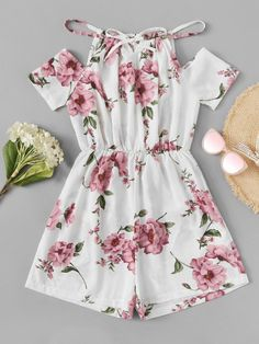 Girls Fashion Clothes, Summer Fashion Outfits, Cute Fashion, Women's Fashion Dresses, Look Fashion, Cute Teen Outfits, Pretty Outfits, Pretty Dresses, Stylish Outfits