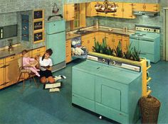 1960 November | Hotpoint appliance 1960 calendar from Todd's… | Flickr