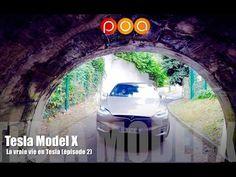 Tesla Model X 2016 : la vraie vie en Model X... - Essai 2/2 - YouTube