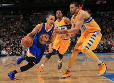 Western Conference Quarterfinals: Game 2 | (6) Golden State #Warriors over (3) Denver #Nuggets 131-117. Series tied 1-1.