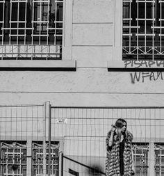 Models in Via Tortona for the White Trade Show 2015 #milano #fashion #white