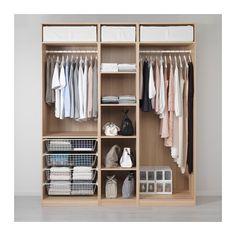 PAX Lemari pakaian IKEA Jaminan 10 tahun. Baca tentang istilah dalam brosur jaminan.