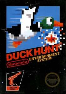 Duck Hunt - NES.  loved this game