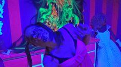 Toyz of Terror Haunted House Maze Walkthrough Fright Fest Six Flags Magi...