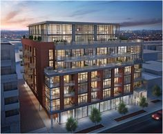 8 Gladstone is a new condo project by Streetcar Development currently under construction at 8 Gladstone Avenue in Toronto. The project is scheduled for completion in 2013. Available condos range in price from $249,900 to $769,900. The project has a total of 89 units.