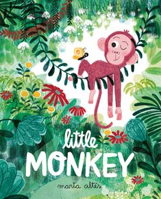 Little Monkey Marta Altes                                                                                                                                                                                 More