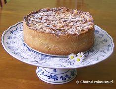 Švédský jablečný koláč Swedish Apple Pie, Birthday Desserts, Apple Cake, Chocolate Lovers, Pound Cake, Holiday Recipes, French Toast, Food And Drink, Pudding