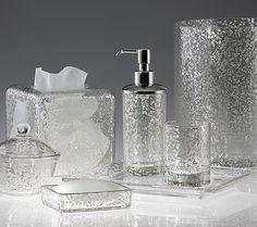 Beau Glass Bathroom Accessories Clear Glass Bathroom Accessories Neurostis Idea