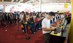 Evento reúne as principais instituições de ensino superior da capital e oferece informações sobre mais de 100 carreiras e vagas de estágio.