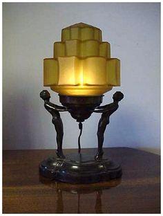 Chapter 26 - Art Deco - Art Deco Lamp