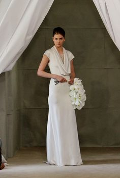 Let your figure do the talking on W-day with one of these chic gowns