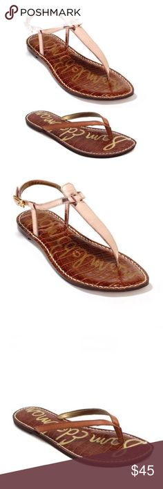 Women's Shoes Clothing, Shoes & Accessories Size 8.5 Sam Edelman Gracie Flip Flops Sandals Excellent In Cushion Effect