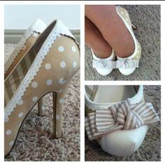 Super Cute Girly Heels
