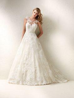 Princess wedding dress - Dracme