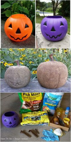 30 Frugally Decorative Dollar Store Halloween Crafts and Decorations for Spooky Fun - DIY Gartendekor Dollar speichert Cute Halloween Costumes, Halloween Home Decor, Halloween Projects, Diy Halloween Decorations, Halloween Crafts, Halloween Ideas, Halloween Pumpkins, Fall Projects, Outdoor Decorations