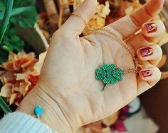Lucky day#sanart #sanartjewelry #handmade #miyuki #jewelry #jewelrygram #design #tasarim #art #artist #luck #instajewelry #latergram #autumn #igersoftheday #happyday #necklace #ojesizgezmeyenlerkulubu #vscostyle #vsco #vscoart #catsofinstagram #vscocam #instajewelry #photooftheday #fashioninsta #fashion #style #instatalent #instagood