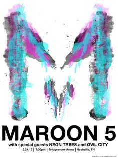 Maroon 5 went to that concert!!!! Well not that one...but the one in Jacksonville!!