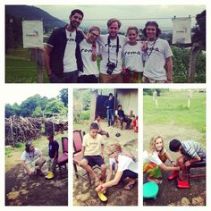 Roma Boots making an impact around the world.
